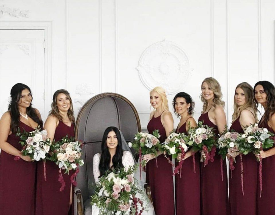bridal wedding